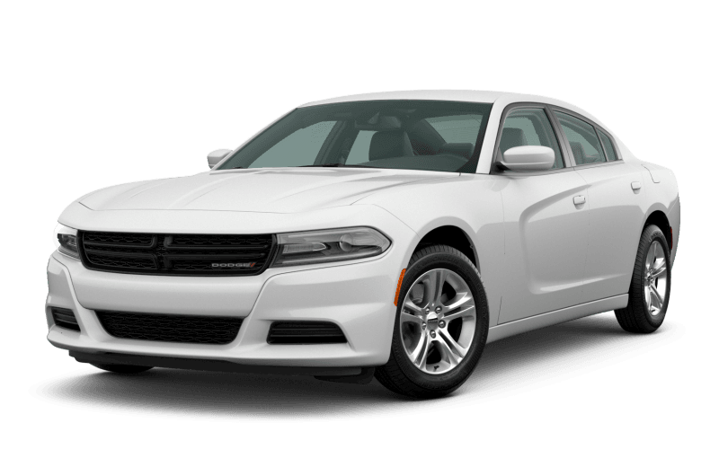 2020 Dodge Charger SXT - White Knuckle