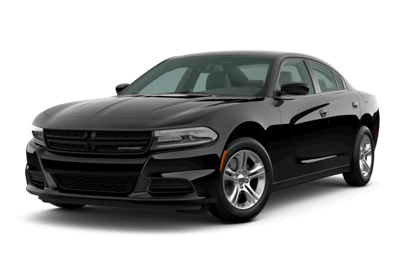 Dodge Charger 2020 SXT - Noir absolu