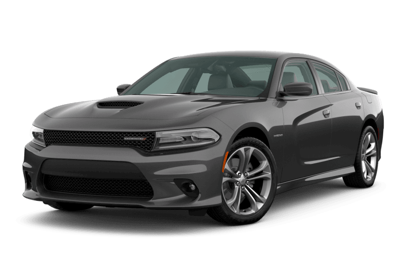 2020 Dodge Charger R/T - Granite Crystal Metallic