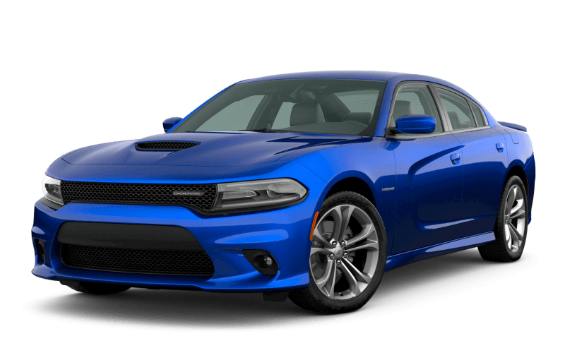 2020 Dodge Charger R/T - IndiGo Blue