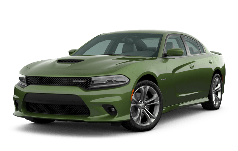 2020 Dodge Charger R/T - F8 Green Metallic