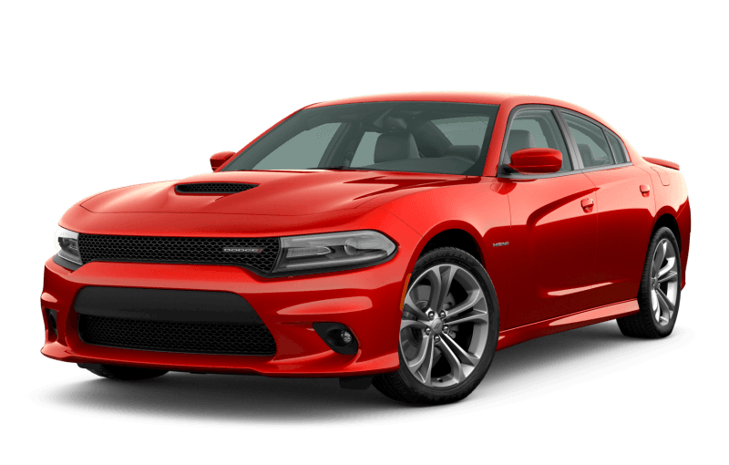Dodge Charger 2020 R/T - Rouge écarlate
