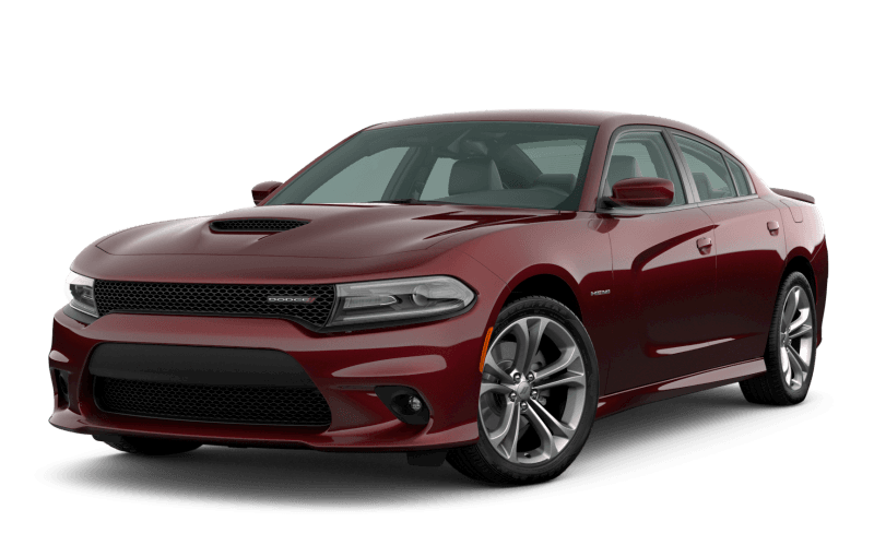 Dodge Charger 2020 R/T - Couche nacrée rouge intense