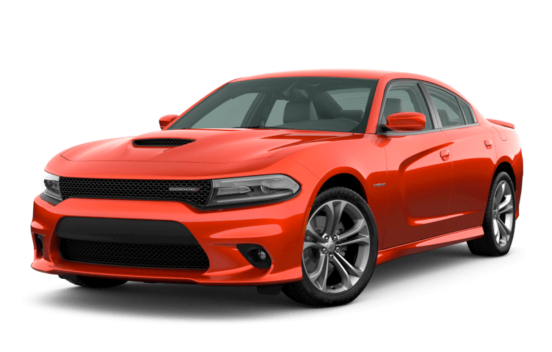 Dodge Charger 2020 R/T - Orange brûlé