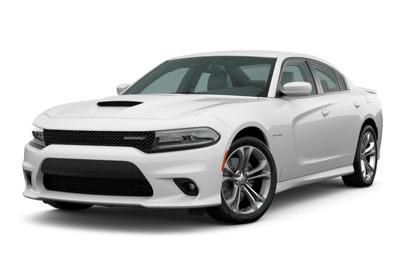 2020 Dodge Charger R/T - White Knuckle