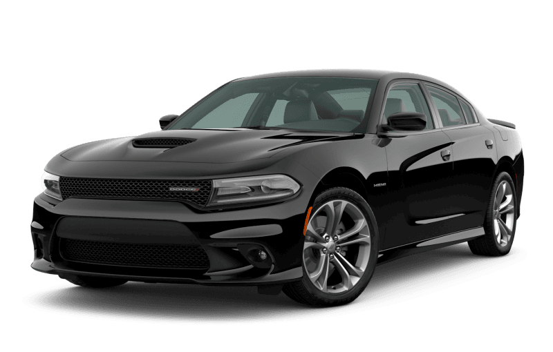 2020 Dodge Charger R/T - Pitch Black