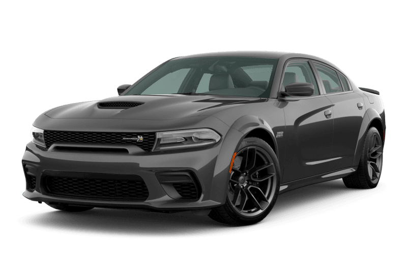 2020 Dodge Charger Scat Pack 392 Widebody - Granite Crystal Metallic