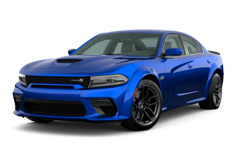 Dodge Charger 2020 Scat Pack 392 Widebody - Bleu indigo
