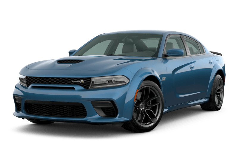 2020 Dodge Charger Scat Pack 392 Widebody - Frostbite (Late Availability)