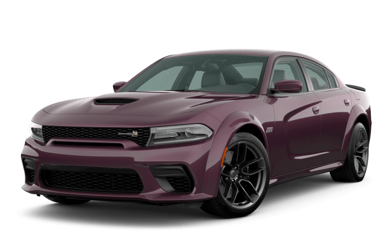 2020 Dodge Charger Scat Pack 392 Widebody - Hellraisin (Late Availability)