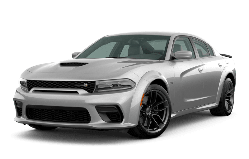 2020 Dodge Charger Scat Pack 392 Widebody - Triple Nickel
