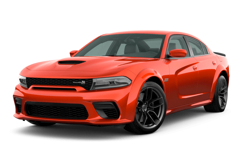 Dodge Charger 2020 Scat Pack 392 Widebody - Orange brûlé
