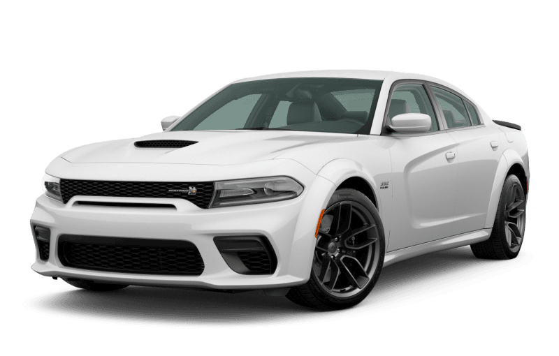 Dodge Charger 2020 Scat Pack 392 Widebody - Blanc intense