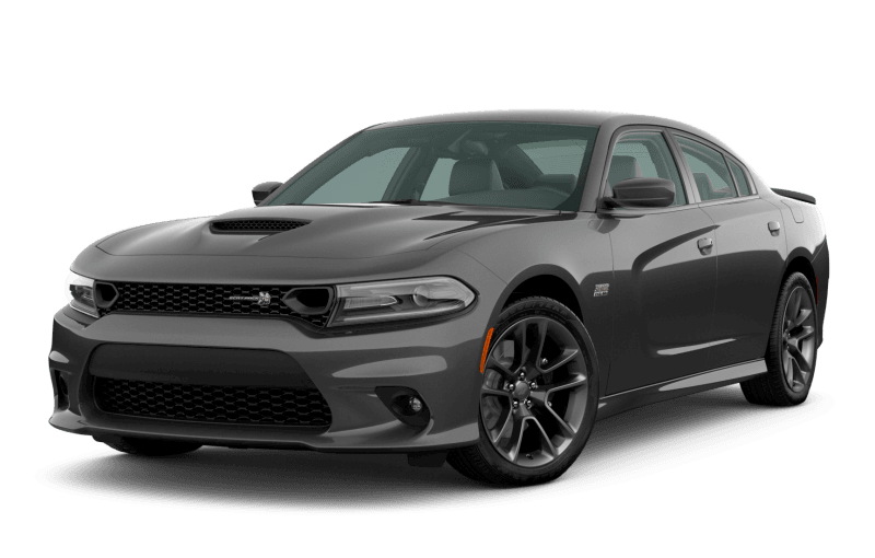 2020 Dodge Charger Scat Pack 392 - Granite Crystal Metallic