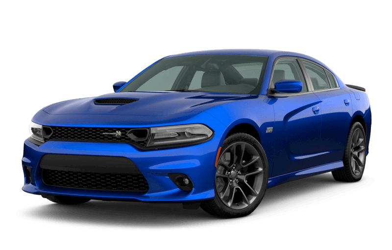 Dodge Charger 2020 Scat Pack 392 - Bleu indigo