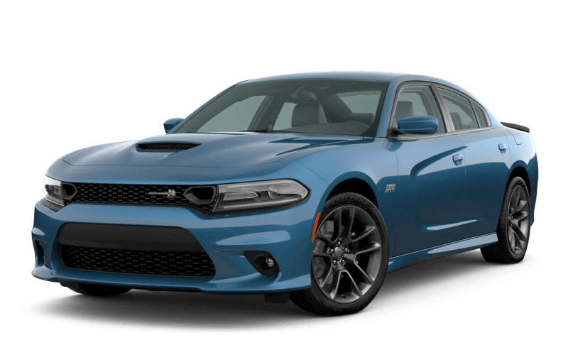 2020 Dodge Charger Scat Pack 392 - Frostbite (Late Availability)