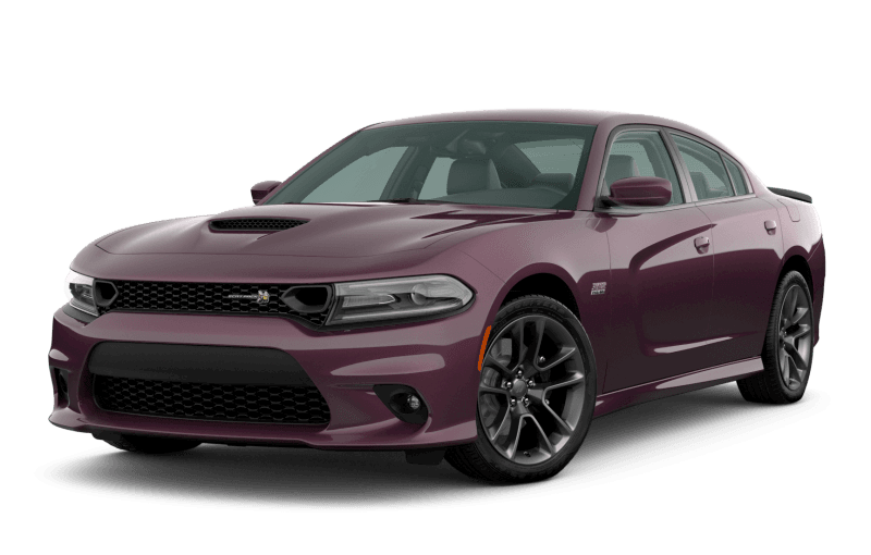 2020 Dodge Charger Scat Pack 392 - Hellraisin (Late Availability)