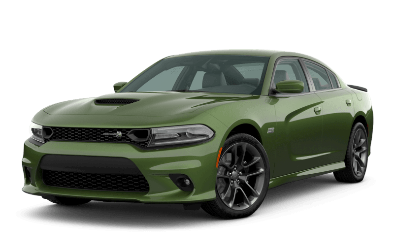 2020 Dodge Charger Scat Pack 392