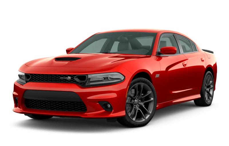 Dodge Charger 2020 Scat Pack 392 - Rouge écarlate