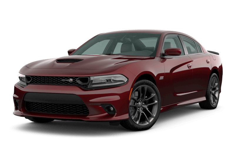 Dodge Charger 2020 Scat Pack 392 - Couche nacrée rouge intense