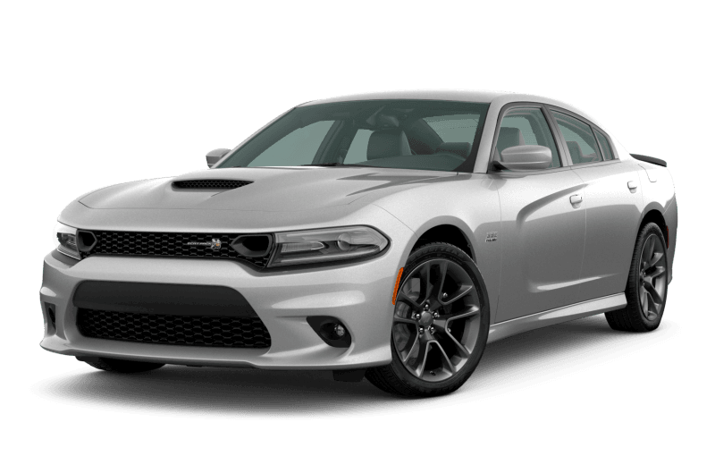 2020 Dodge Charger Scat Pack 392 - Triple Nickel