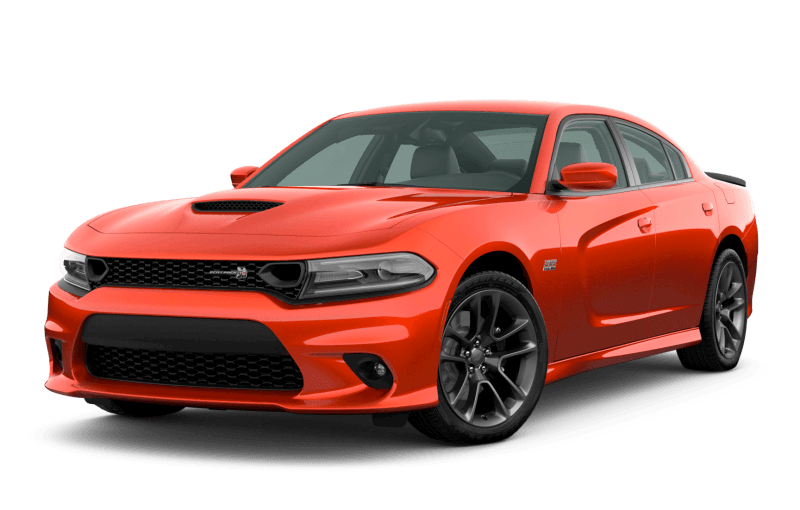 Dodge Charger 2020 Scat Pack 392 - Orange brûlé