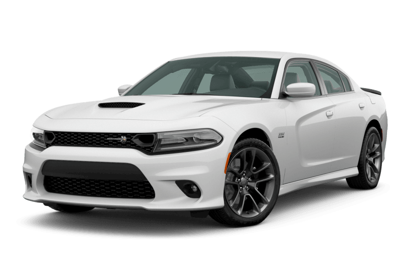 Dodge Charger 2020 Scat Pack 392 - Blanc intense