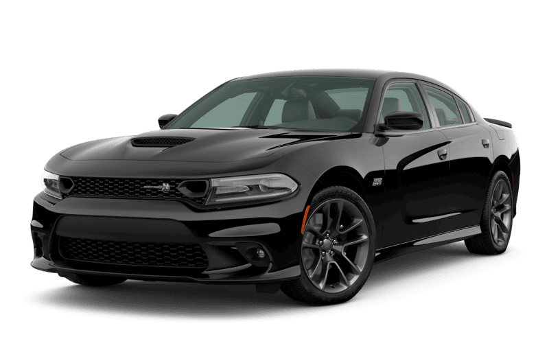 2020 Dodge Charger Scat Pack 392 - Pitch Black