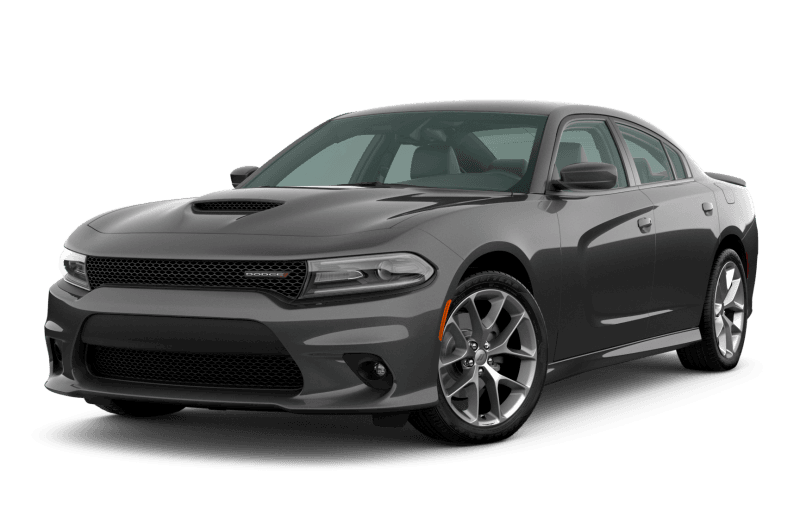 2020 Dodge Charger GT - Granite Crystal Metallic