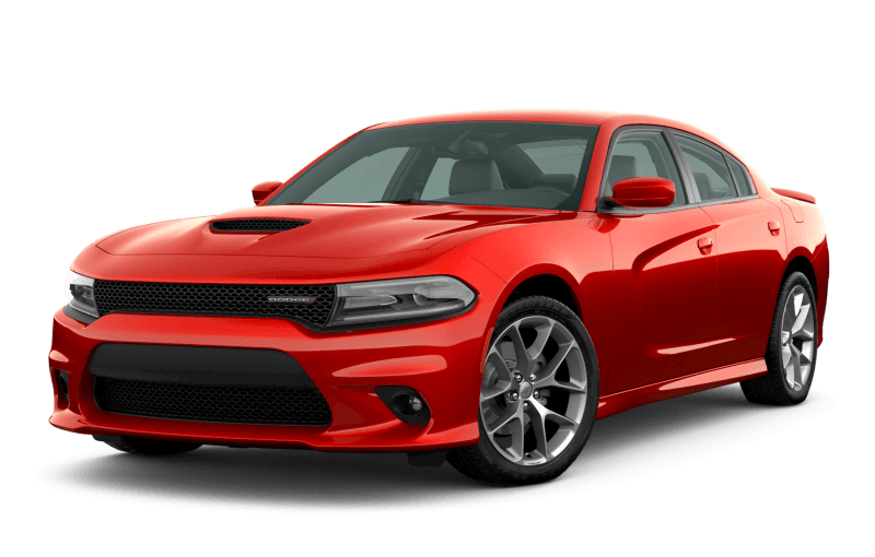 Dodge Charger 2020 GT - Rouge écarlate