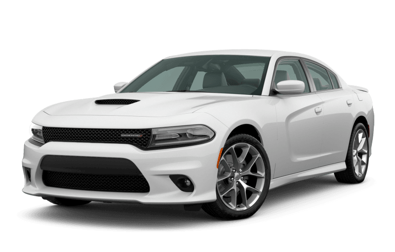 2020 Dodge Charger GT - White Knuckle