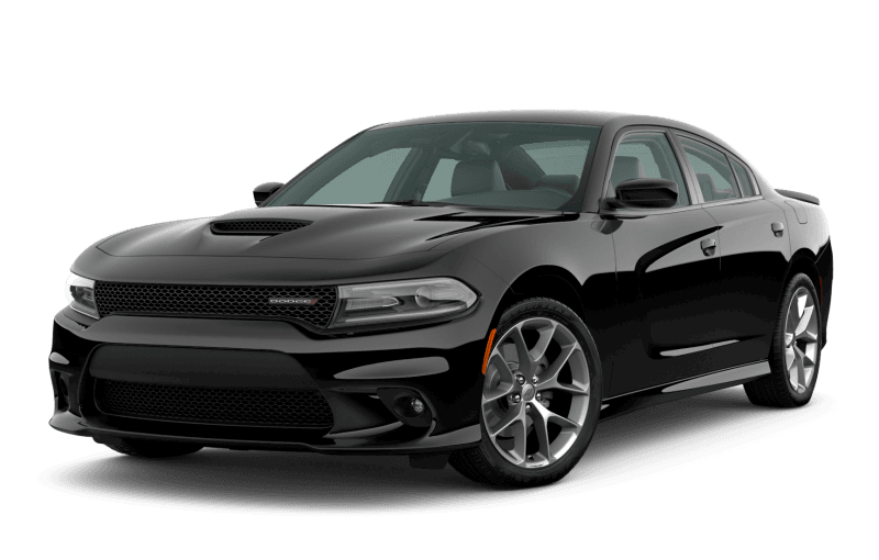 2020 Dodge Charger GT - Pitch Black