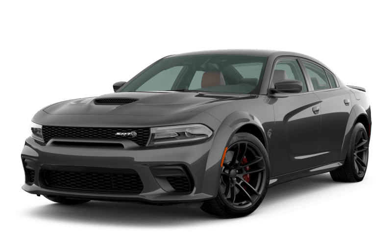 2020 Dodge Charger SRT® Hellcat Widebody - Granite Crystal Metallic