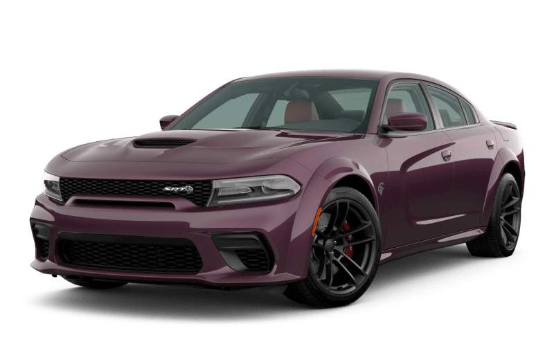 2020 Dodge Charger SRT® Hellcat Widebody - Hellraisin (Late Availability)