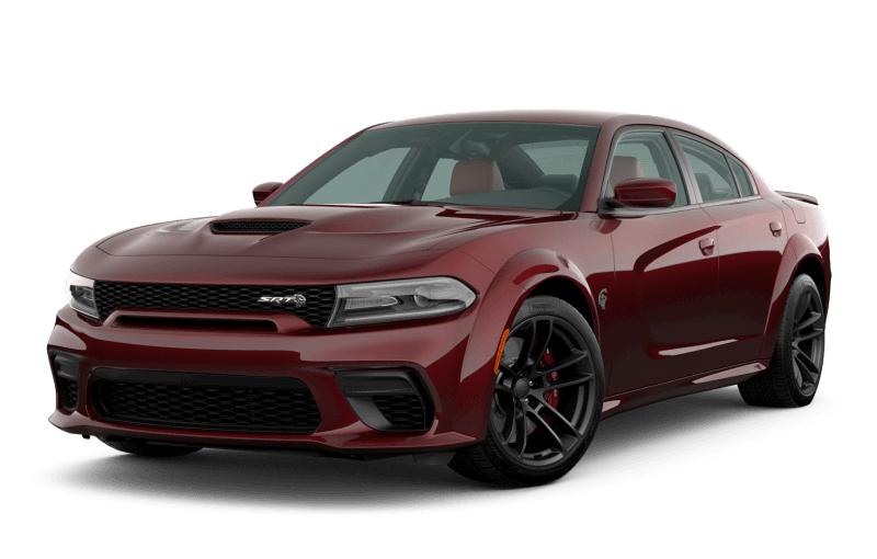 Dodge Charger 2020 SRTMD Hellcat Widebody - Couche nacrée rouge intense