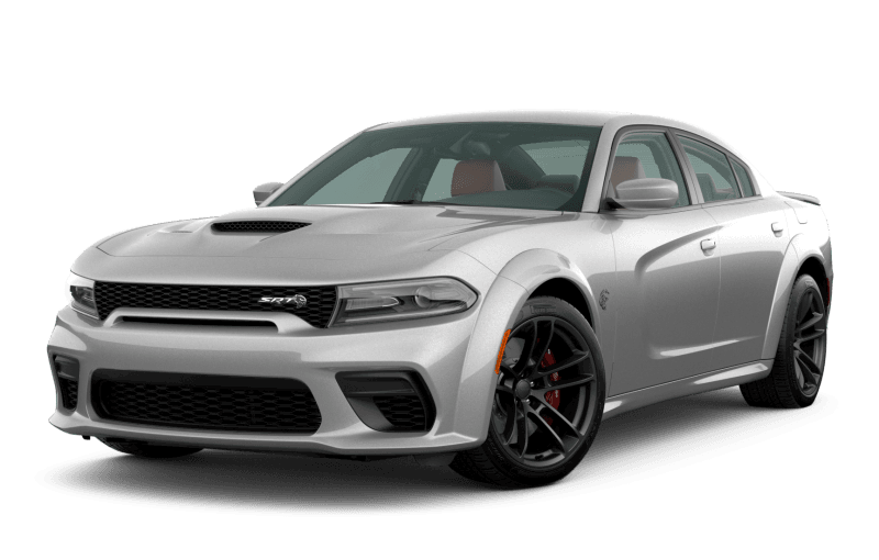 2020 Dodge Charger SRT® Hellcat Widebody - Triple Nickel