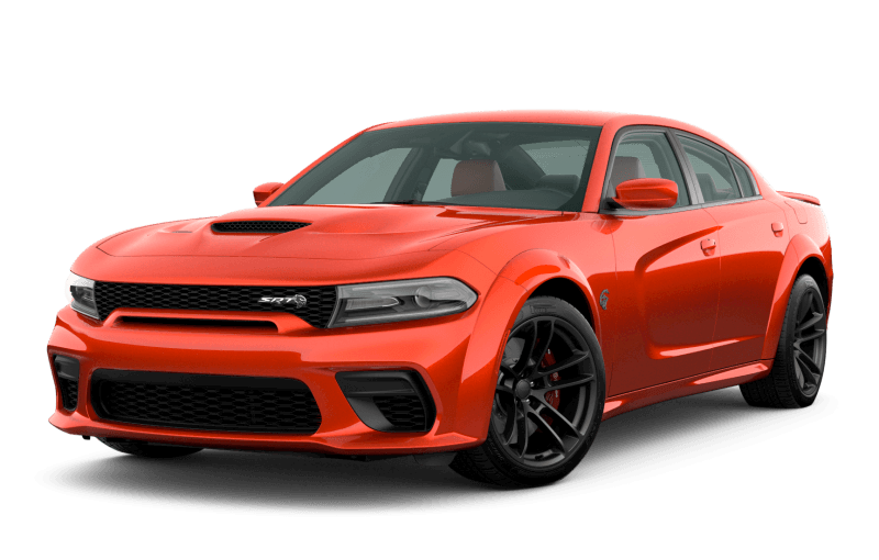Dodge Charger 2020 SRTMD Hellcat Widebody - Orange brûlé