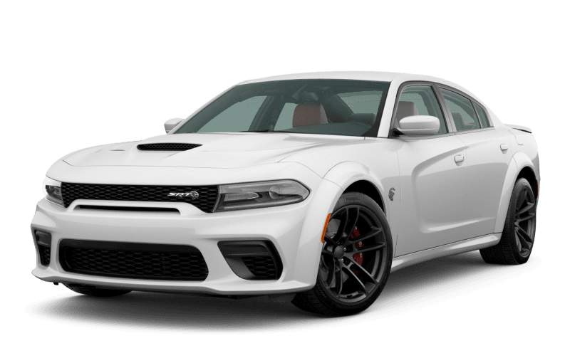 Dodge Charger 2020 SRTMD Hellcat Widebody - Blanc intense
