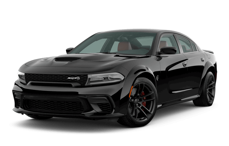 Dodge Charger 2020 SRTMD Hellcat Widebody - Noir absolu