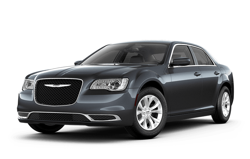 2020 Chrysler 300 300 Touring - Granite Crystal Metallic