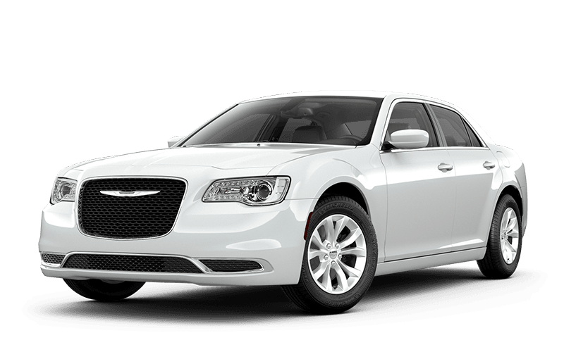 2020 Chrysler 300 300 Touring - Bright White