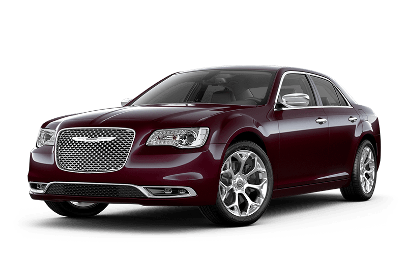 2020 Chrysler 300 300 C - Velvet Red Pearl