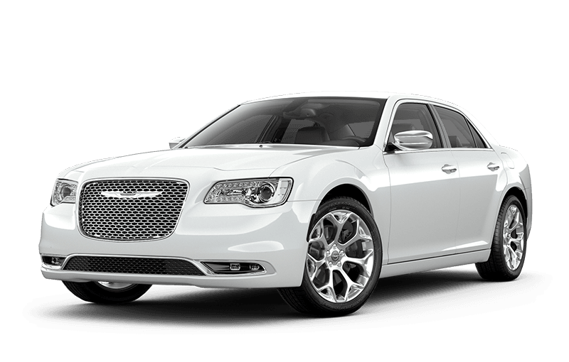 2020 Chrysler 300 300 C - Bright White