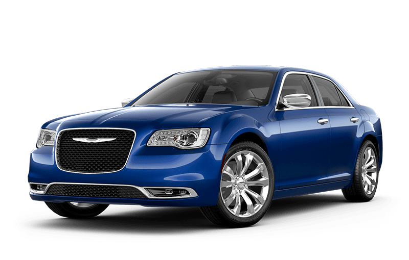 2020 Chrysler 300 300 Limited - Ocean Blue Metallic
