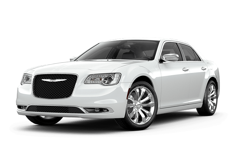 2020 Chrysler 300 300 Limited - Bright White