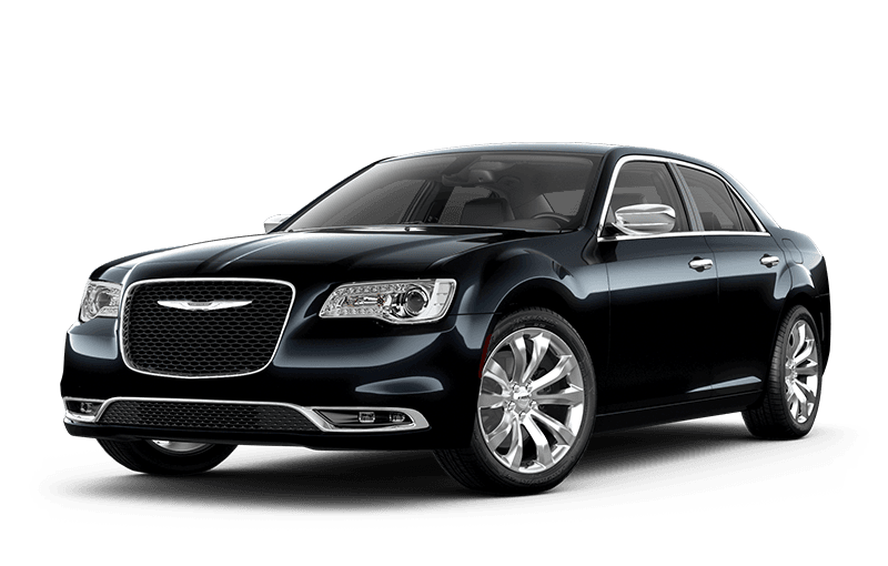 2020 Chrysler 300 300 Limited - Gloss Black