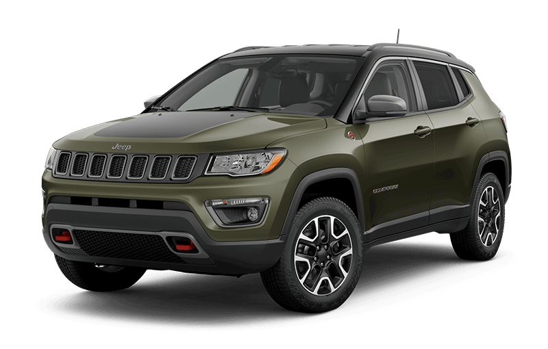 2020 Jeep® Compass Trailhawk®