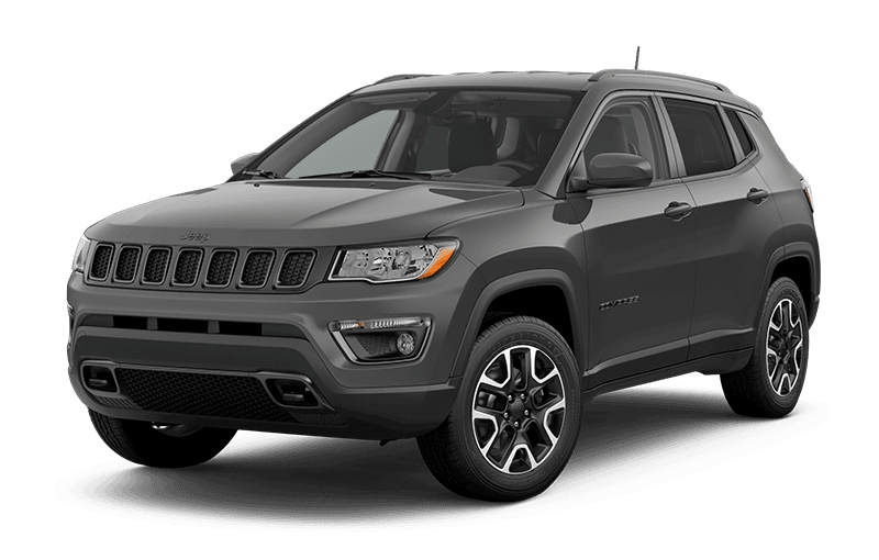 2020 Jeep® Compass Upland - Sting Grey