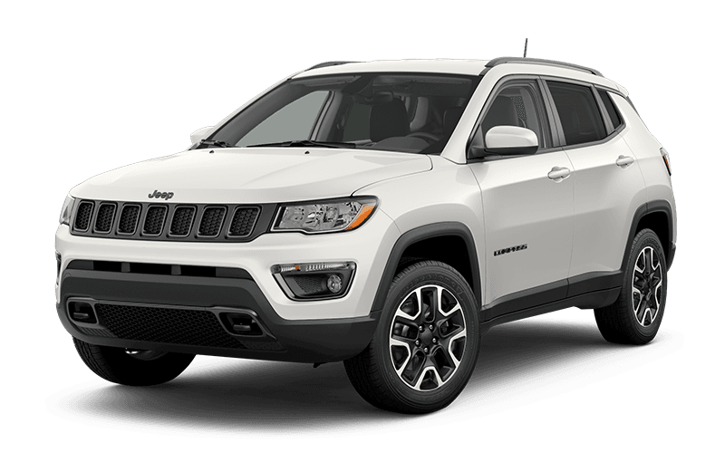 2020 Jeep® Compass Upland - White