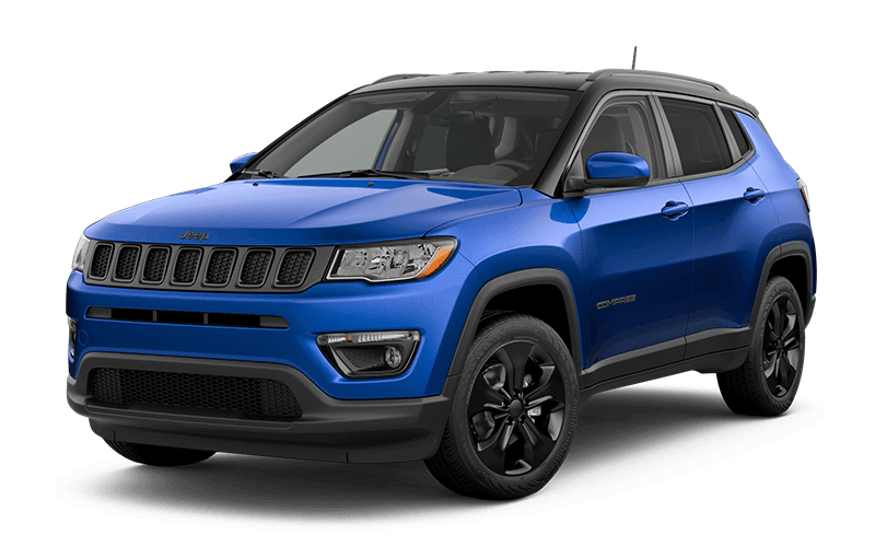 2020 Jeep® Compass Altitude - Laser Blue Pearl